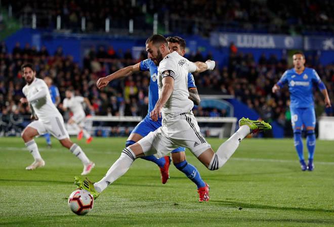 """Getafe - Real Madrid: """"Tường thép"""" kiên cố thách thức siêu sao - 1"""