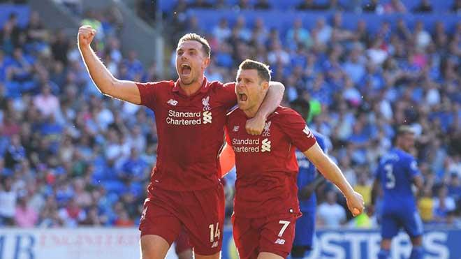 Liverpool – Huddersfield: Đòi lại ngôi đầu, làm nóng chờ Barca - 1