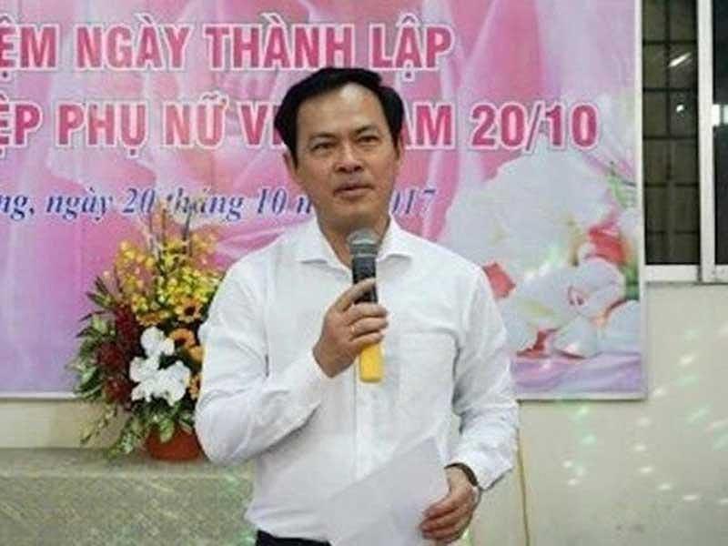 Ông Nguyễn Hữu Linh đã có mặt tại Công an quận 4 - 1