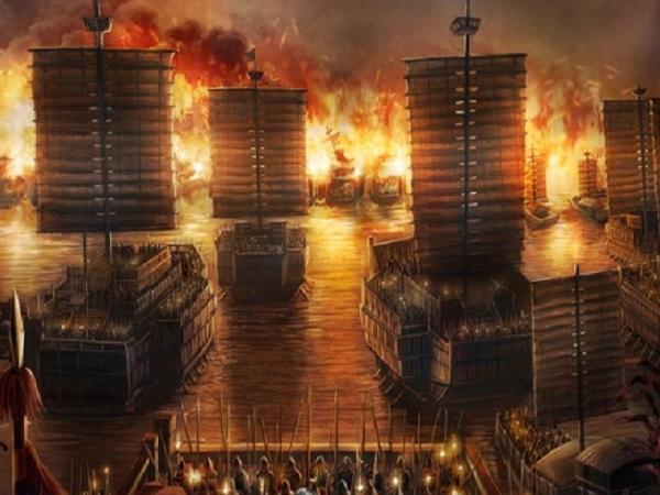 Lý do khiến Chu Du từ muốn quy hàng chuyển sang quyết đánh Tào Tháo tới cùng - 1