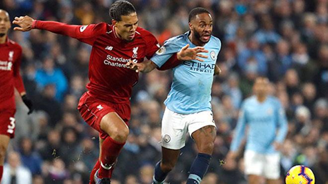 Liverpool - Man City đua vô địch hay nhất lịch sử: Gần 3 tháng siêu kịch tính - 1