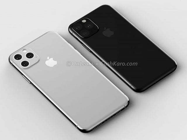 Đây là thiết kế chính thức iPhone 11 Max, quá đẹp so với quy định