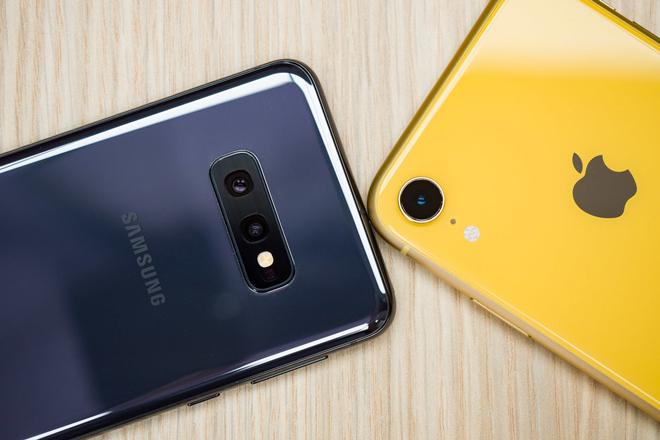 Người dùng thích điện thoại Android hay iPhone? - 1