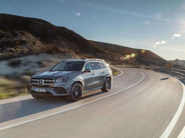 Mercedes-Benz GLS 2020 động cơ diesel, chính thức mở bán tại thị trường châu Âu