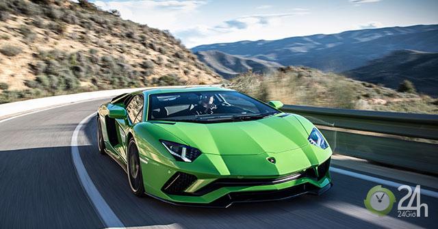 5 tiết lộ thú vị về hãng siêu se Lamborghini trong tương lai