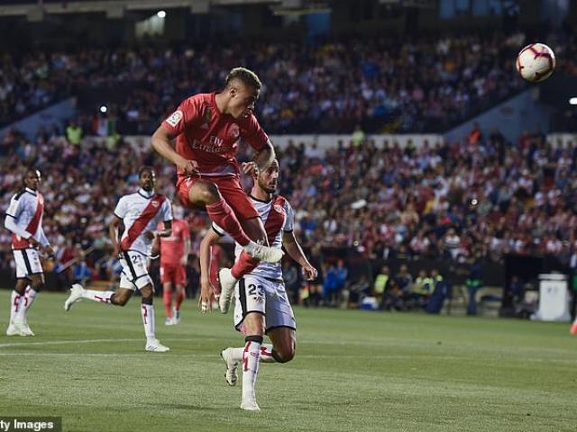 Rayo Vallecano - Real Madrid: Bi kịch từ VAR, le lói tia hy vọng