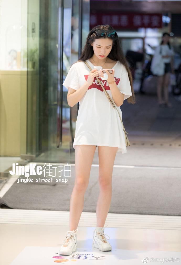 Style sành điệu của phụ nữ Trung Quốc - 1