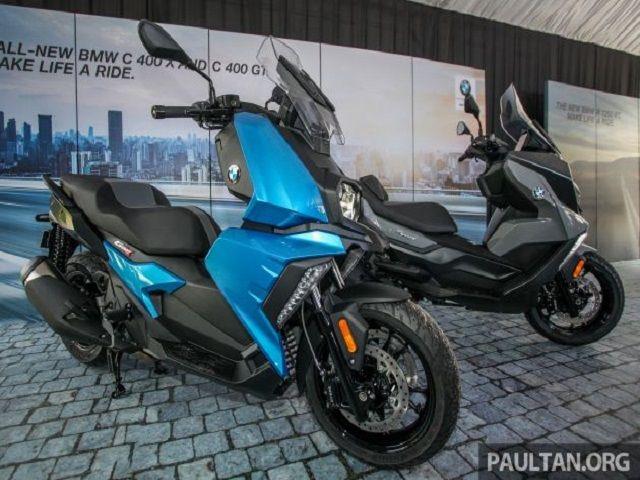 """BMW Motorrad C 400 X và C 400 GT 2019 """"đổ bộ"""" Đông Nam Á, sắp về Việt Nam"""