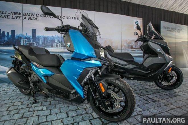 """BMW Motorrad C 400 X và C 400 GT 2019 """"đổ bộ"""" Đông Nam Á, sắp về Việt Nam - 1"""