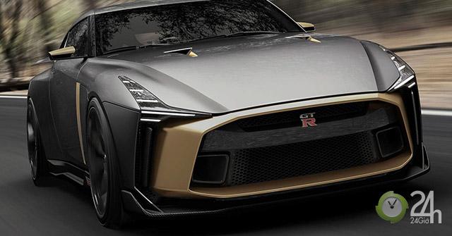 Nissan GT-R thế hệ mới có thể được triển khai hệ truyền động hybrid hoặc cập nhật