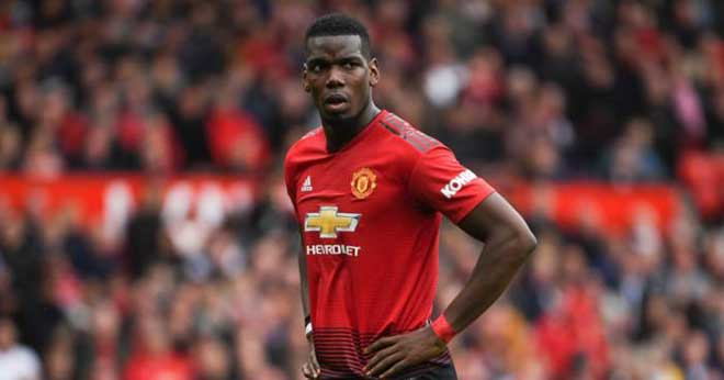 Real requested MU sell Pogba: The price of 130 million pounds, but not priority number 1-1