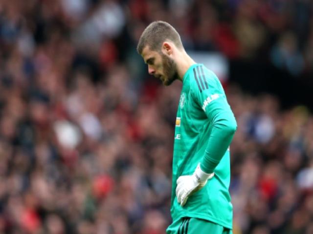 """MU thủng lưới 51 bàn: De Gea lọt top """"thảm họa"""" phòng ngự Ngoại hạng Anh"""