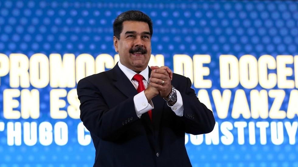 Đảo chính ở Venezuela: Mỹ nói Tổng thống Maduro sẵn sàng lên máy bay đến Cuba - 1