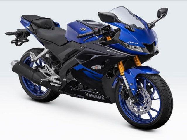 Yamaha YZF-R15 2019 thêm 3 màu mới hấp dẫn, giá không đổi