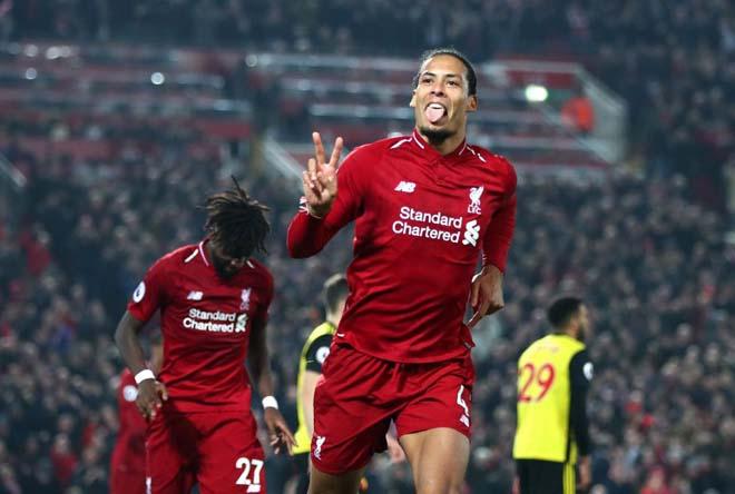 MU - Liverpool đại chiến siêu trung vệ: Vidic - Van Dijk, ai xuất sắc hơn - 1