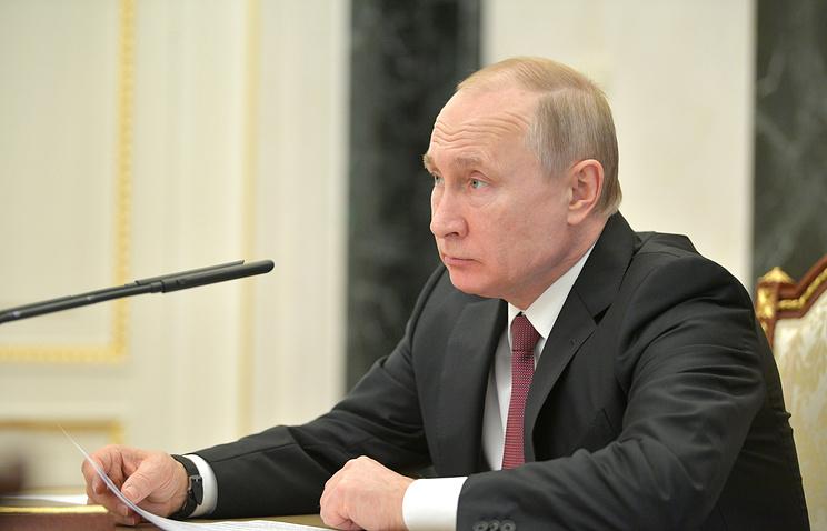 """Đòn đáp trả """"rắn"""" của Putin với tân Tổng thống đắc cử Ukraine - 1"""