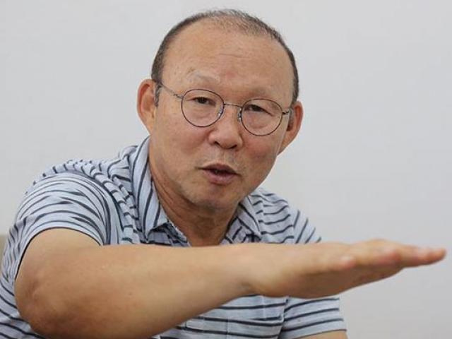 HLV Park Hang Seo ra 2 điều kiện với cầu thủ Việt kiều