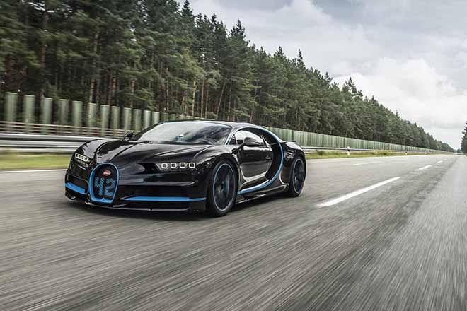 Chỉ còn khoảng 100 chiếc Bugatti Chiron dành cho những vị đại gia nhanh tay và chịu chơi - 1