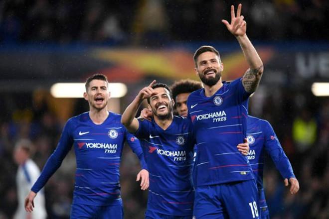 Frankfurt – Chelsea: Xây mộng bá vương vì vé dự Cúp C1 - 1