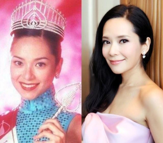 """Bí quyết làn da gái 20 cũng ghen tị Hoa hậu Hồng Kông bị mắng là """"hồ ly tinh"""" - 1"""