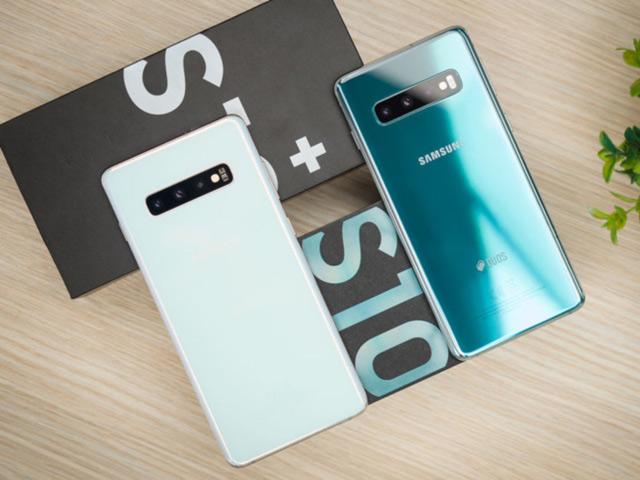 Samsung khẳng định doanh số Galaxy S10 đúng như mong đợi