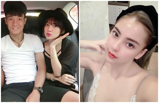 Người đẹp 9X Nguyễn Phương Anh là em gái nuôi của cầu thủ Bùi Tiến Dũng. Hai người thân thiết như anh em ruột. Gia đình cô rất quý mến Tiến Dũng và xem anh như người thân trong nhà.