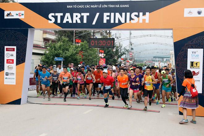 Hà Giang Marathon 2019: Li-Ning ghi dấn ấn trên Cung đường Hạnh Phúc - 1