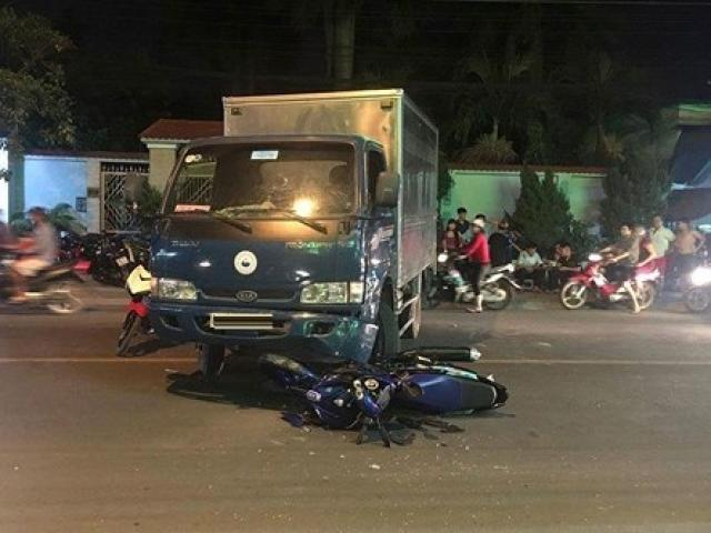Thực hư thông tin 3 học sinh đi xe máy bị CSGT truy đuổi, 1 em tử vong