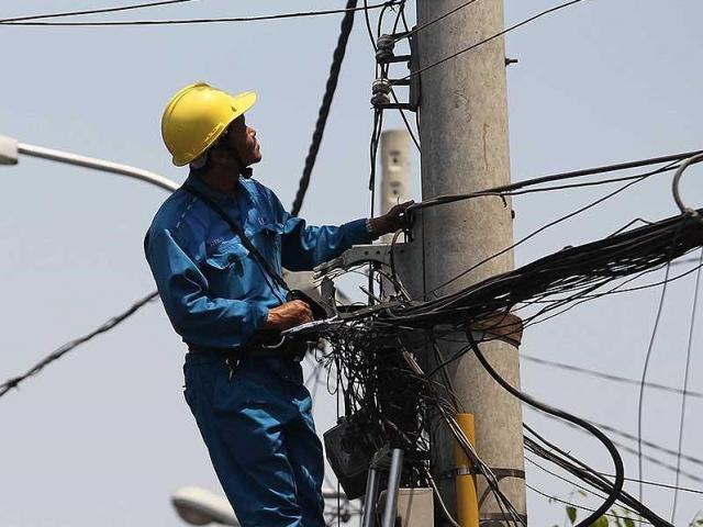 Người dùng phải trả cao hơn giá điện bình quân