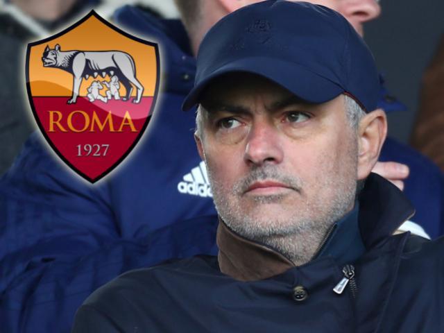 Tin HOT bóng đá sáng 5/5: Mourinho sang Roma đấu Juventus – Ronaldo