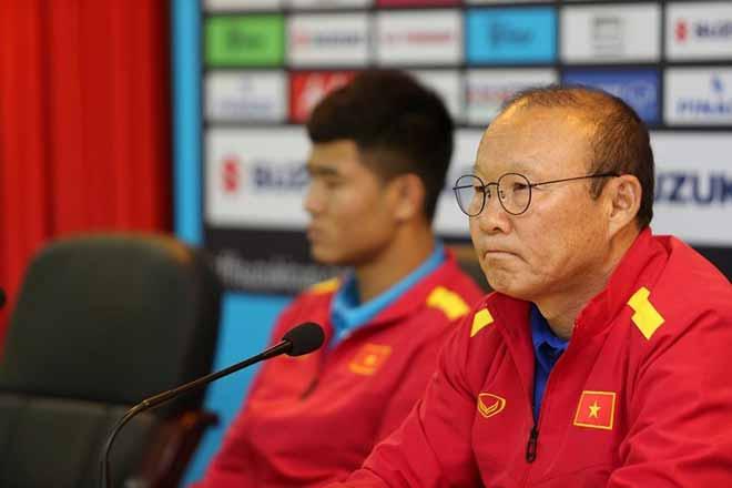 Thầy Park lo trình độ tuyển thủ Việt Nam không đều ở SEA Games - 1