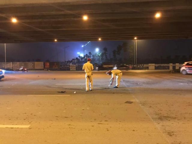 Vụ xe biển xanh bỏ chạy sau tai nạn: Cục đăng kiểm không có dữ liệu về phương tiện