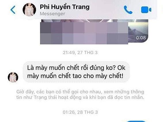 """Phía diễn viên Phi Huyền Trang nói gì về tin bị tố giật chồng, nghi lộ """"clip nóng""""? - 1"""