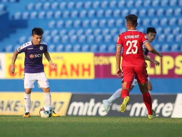 Bình Dương - Hà Nội: Đại tiệc 4 bàn, nghiệt ngã thủng lưới phút 90+4