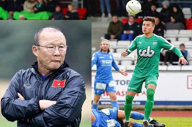 Vì sao HLV Park Hang Seo không gặp thủ môn Filip Nguyễn? - 1