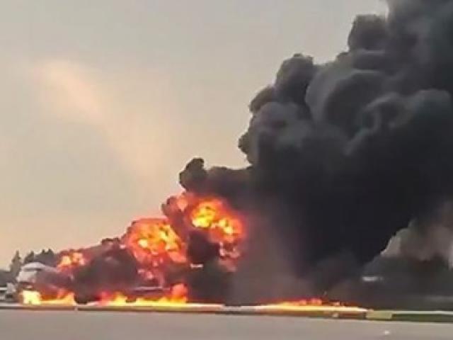 Cháy máy bay Sukhoi Nga khiến 41 người chết: Nguyên nhân do đâu?