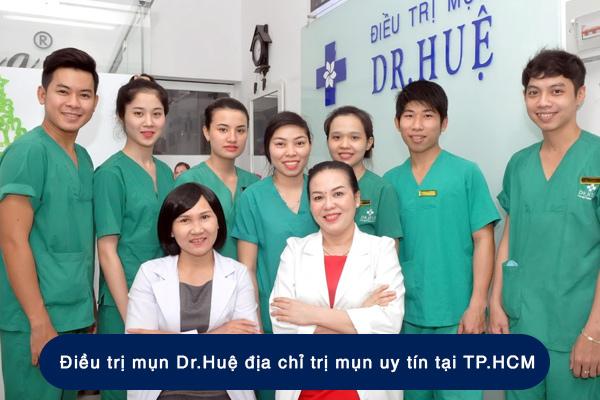 Dr. Huệ - Địa chỉ điều trị mụn hiệu quả, uy tín tại TP.HCM - 1