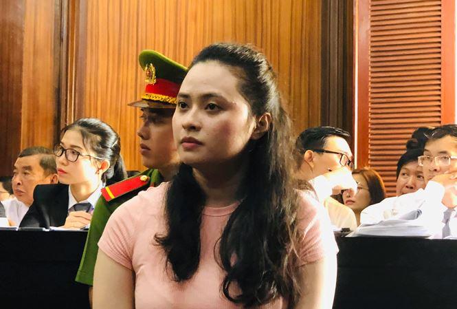 Hotgirl Ngọc Miu khai gì khi đối diện án tử? - 1
