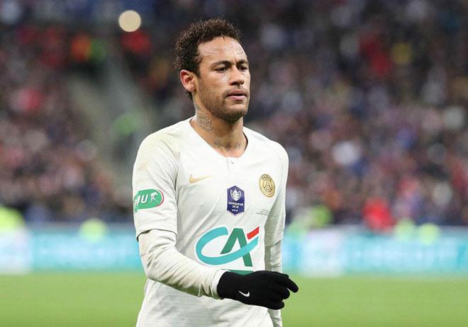 """Man City sắp vô địch Ngoại hạng Anh: Chốt ngay """"siêu bom tấn"""" Neymar - 1"""