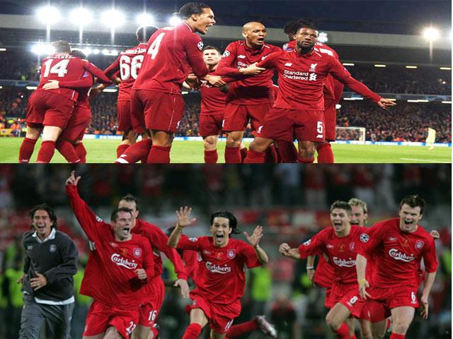 Liverpool ngược dòng hạ Barca Cúp C1: Có vĩ đại hơn kỳ tích Istanbul 2005?
