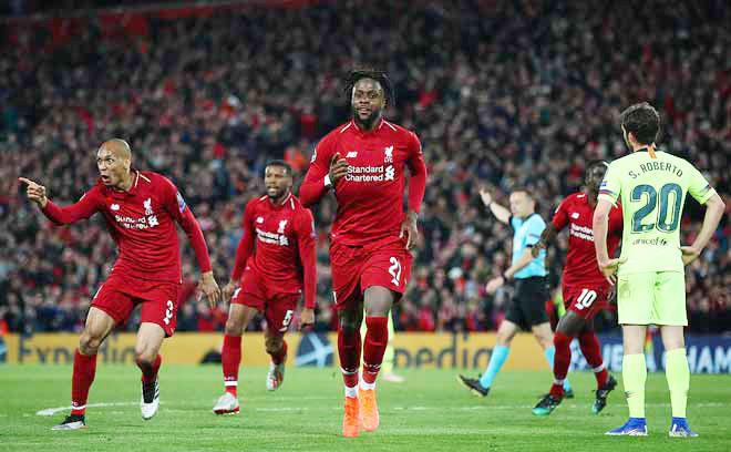"""Liverpool lập kì tích cúp C1: """"Những kẻ đóng thế"""" hóa siêu anh hùng - 1"""