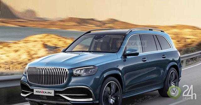 Diện mạo SUV hạng sang Mercedes-Maybach trong tương lai sẽ như thế nào?