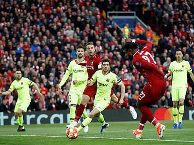 Chi tiết Liverpool - Barcelona: Bàn thứ 4 khó tin (KT)
