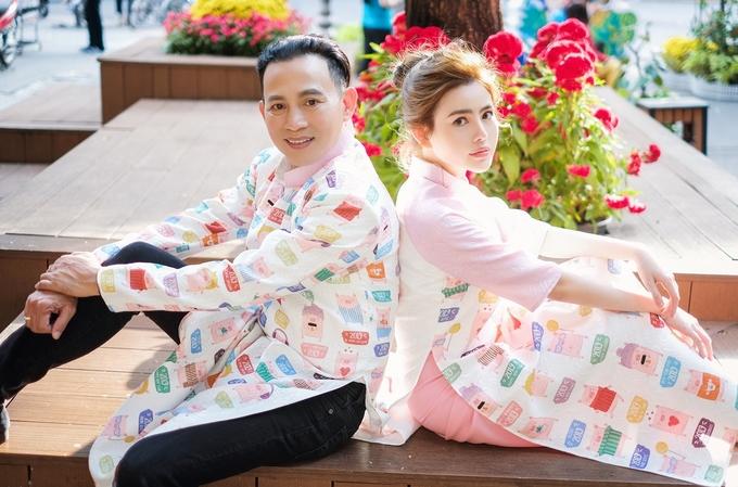 """Con gái xinh đẹp của diễn viên Hữu Tiến 5 lần """"cãi lời"""" bố đi thi Hoa hậu - 1"""
