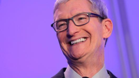 Không có gì ngoài tiền, vài tuần Apple lại vung tay mua 1 công ty mới - 1