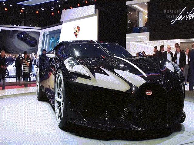 Ngắm siêu xe 400 tỷ được đồn do siêu sao Ronaldo sở hữu