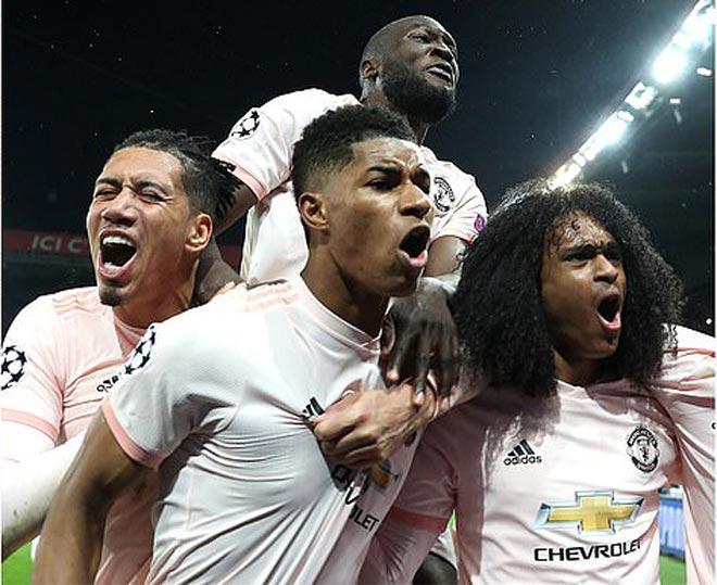 Ngược dòng điên rồ cúp C1: MU - Liverpool - Tottenham, ai ấn tượng nhất? - 1