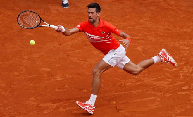 Djokovic - Chardy: Set 2 xuất thần, loạt tie-break định đoạt - 1