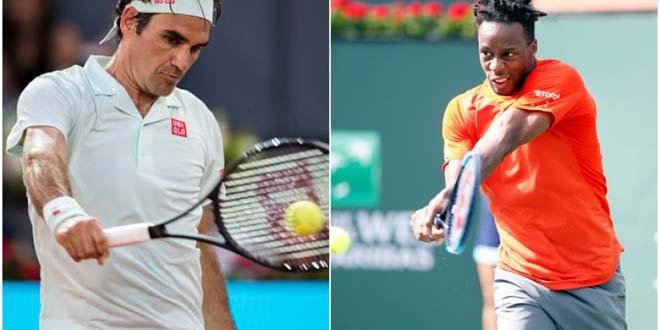 Federer - Monfils: 3 set kịch chiến, tie-break định đoạt nghẹt thở - 1