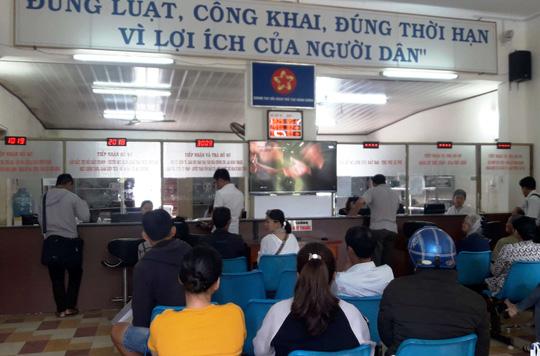 Một cán bộ TP Bảo Lộc bị đánh ngay trụ sở làm việc phải nhập viện - 1